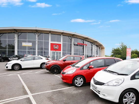Honda Newcastle