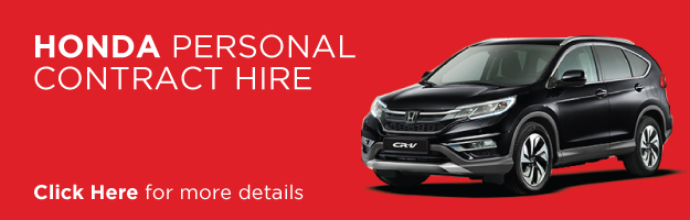 Honda Personal Contract Hire