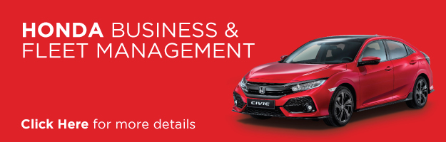 Honda Business and Fleet Management