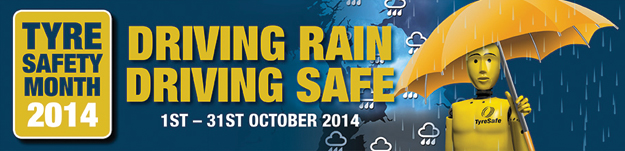 Tyre Safety Month October 1st -31st
