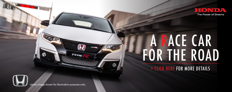 Honda Civic Type R Page