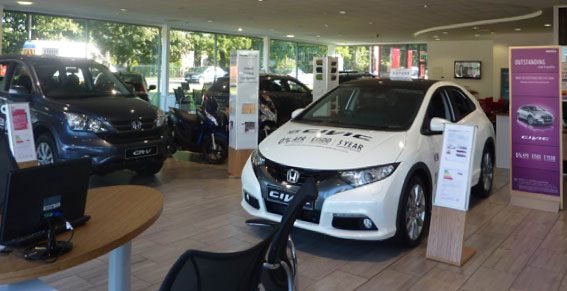 Welcome Video from Honda Doncaster