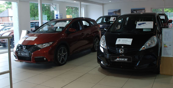 Welcome Video from Honda Retford