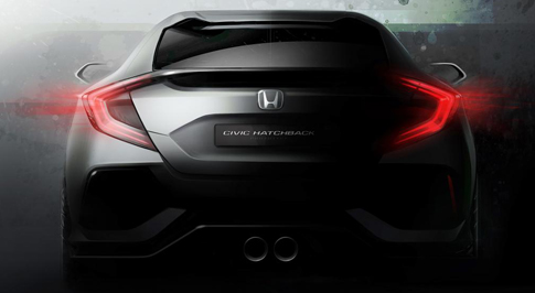 Honda Civic Hatchback Prototype Set For Worldwide Debut