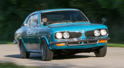 Classics Revisited: Honda 1300 Coupe 9