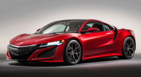 Honda NSX pricing details released for Europe