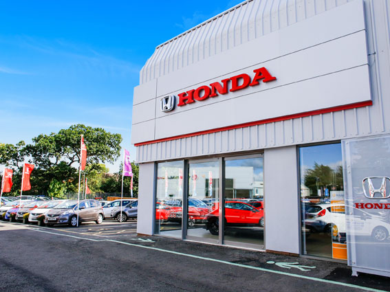 Honda Morpeth
