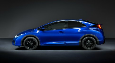 New Honda Civic Sport Variant Launched