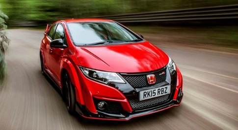 Honda Civic Type R Claims Honest John 'Most Popular' Award
