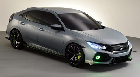 New Civic wins coveted Design Accolade