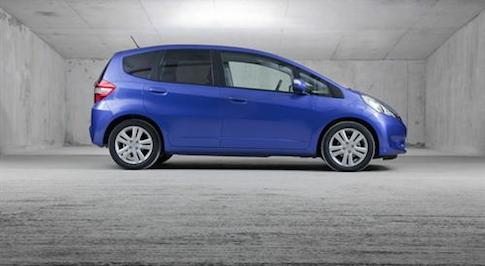 Honda Jazz Wins 'Best Small Hatchback' award