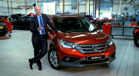 Honda (UK) rank excellently in customer service survey