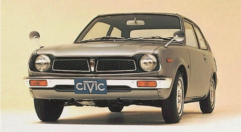 The History of the Honda Civic