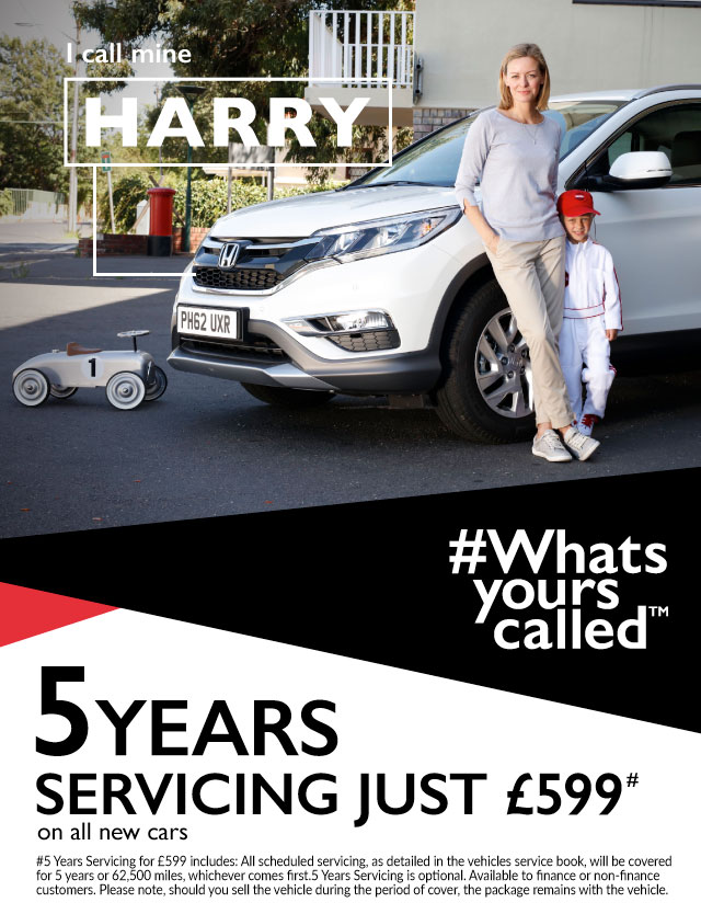 Vertu Honda WYC Harry