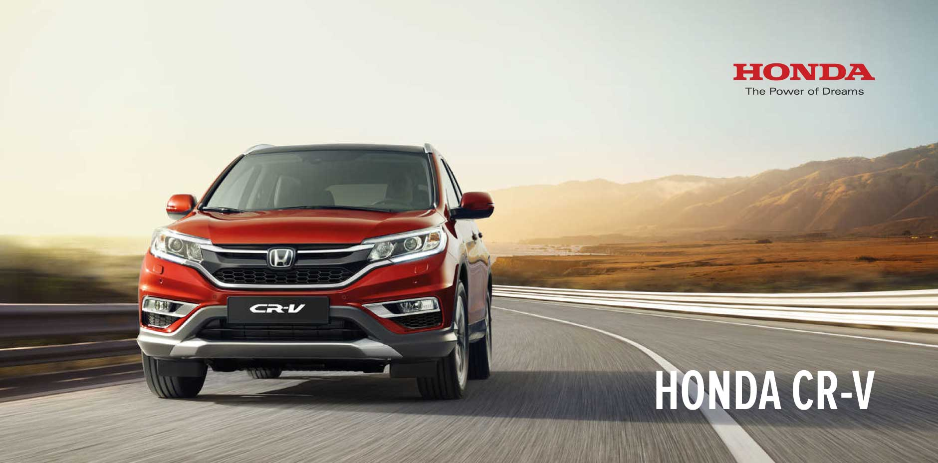 Introducing the Honda CR-V