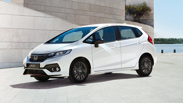 Introducing: The 2018 Honda Jazz Sport