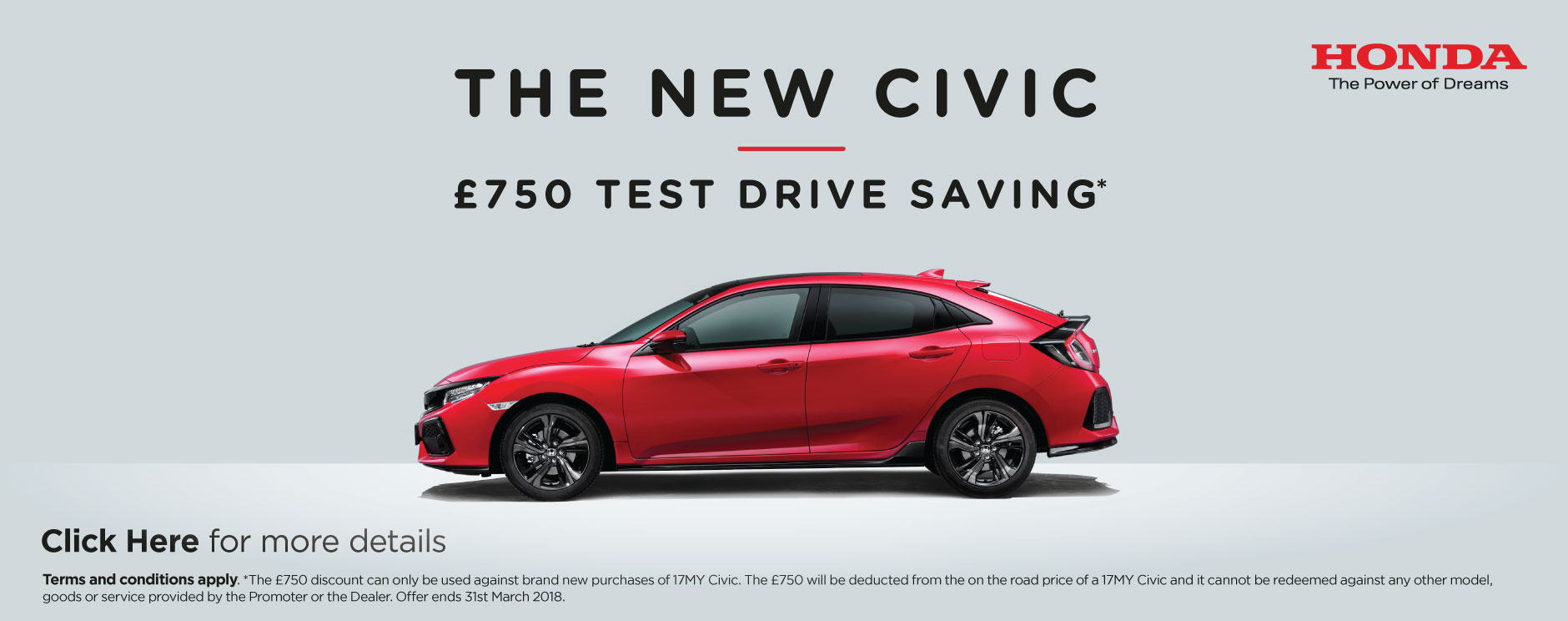 Honda 'The New Civic' 130318