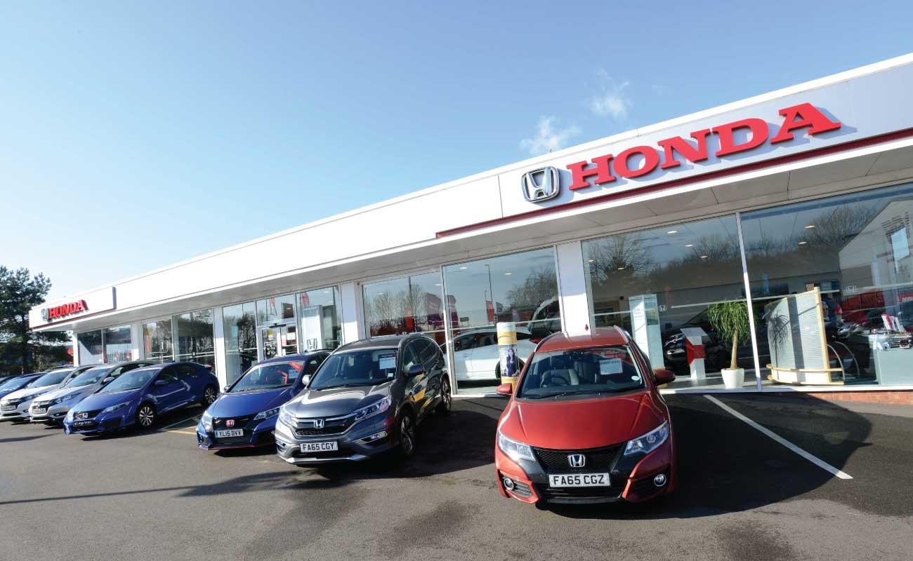 Honda Durham