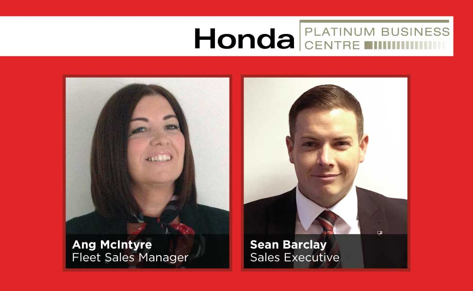 Honda Newcastle Contract Hire