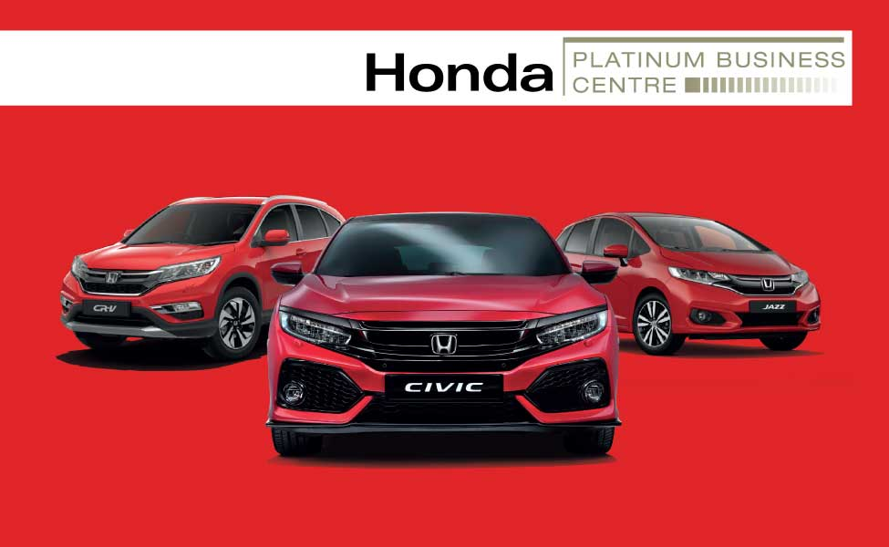 Honda Contract Hire Generic