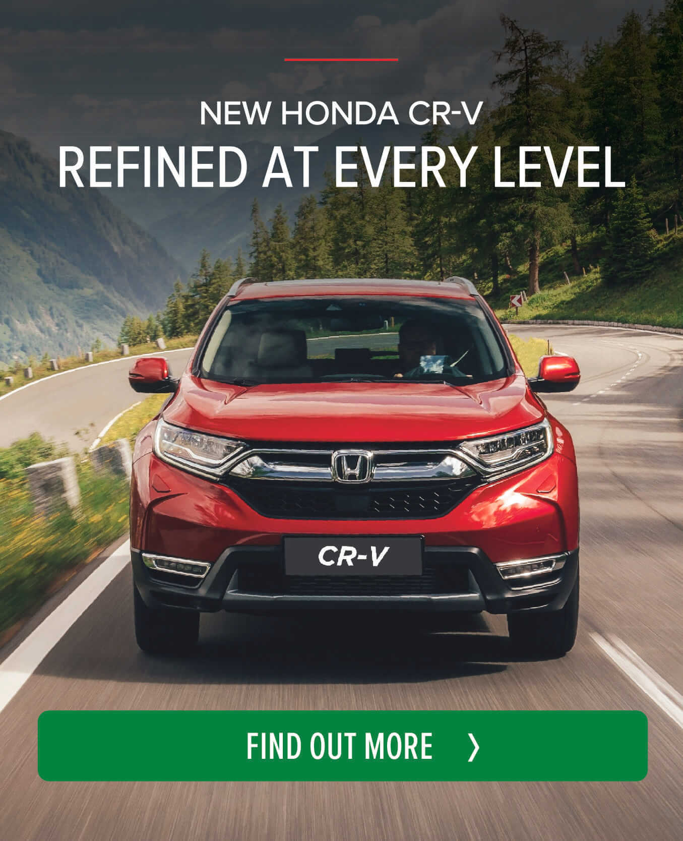 New Honda CR-V BB