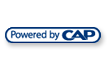 Powered By Cap Logo