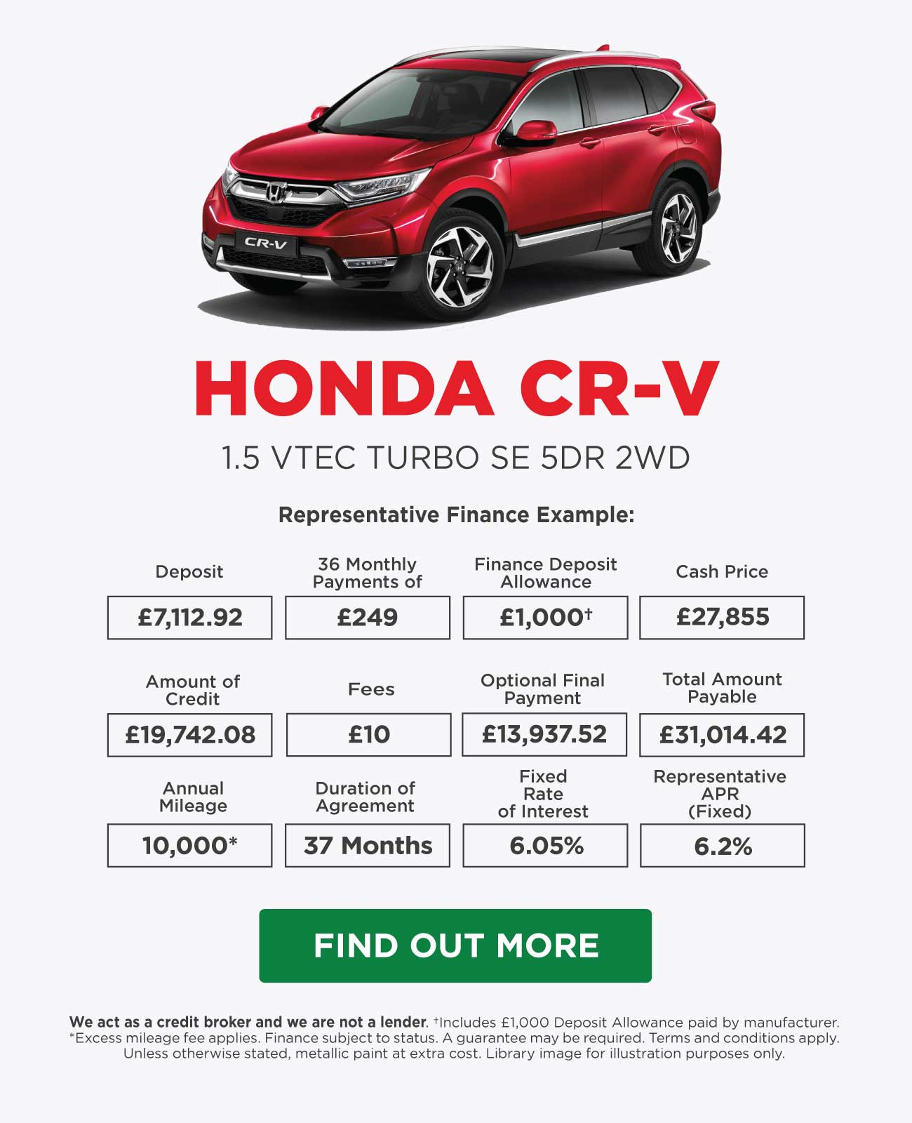 Honda CR-V BB 041018
