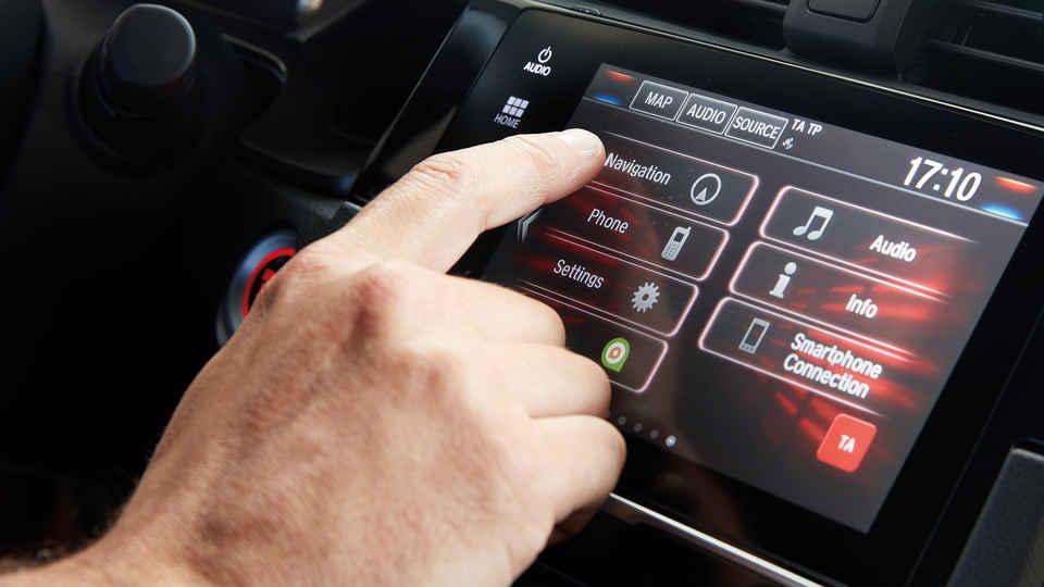 Honda Civic Technology