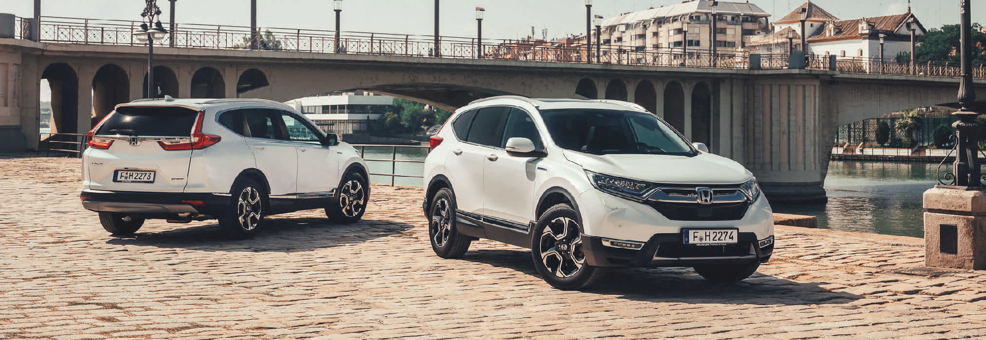 Introducing the New Honda CR-V hybrid