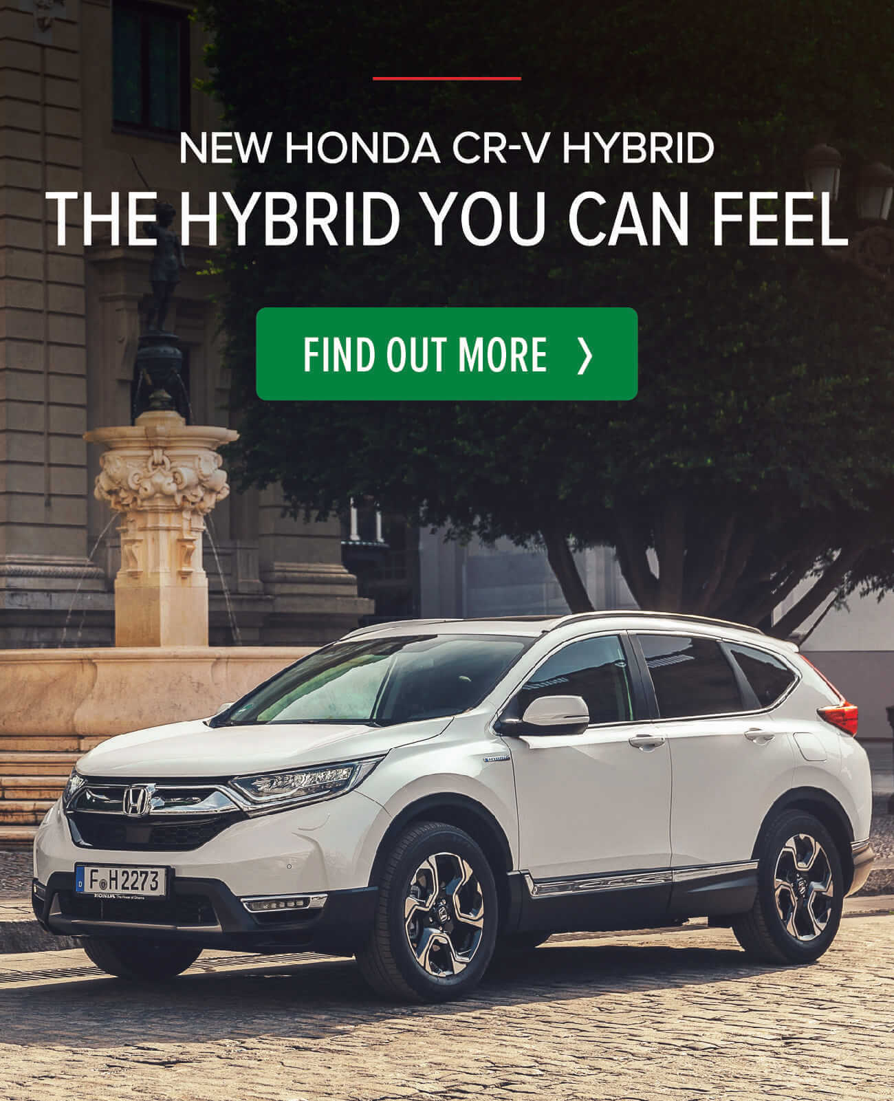 The New Honda CR-V Hybrid BB