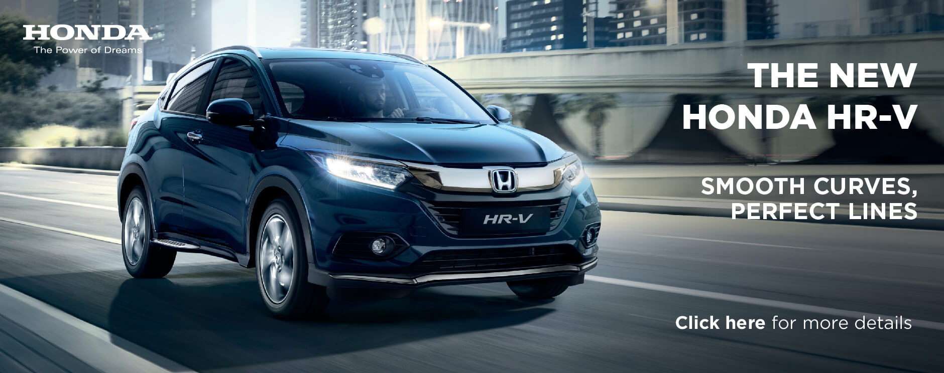 The New Honda HR-V BB