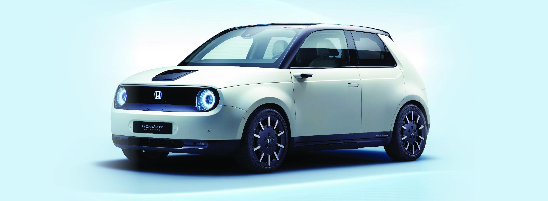 Introducing the New Honda e