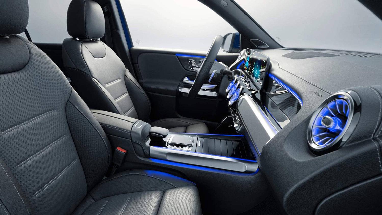 Versatile interior space
