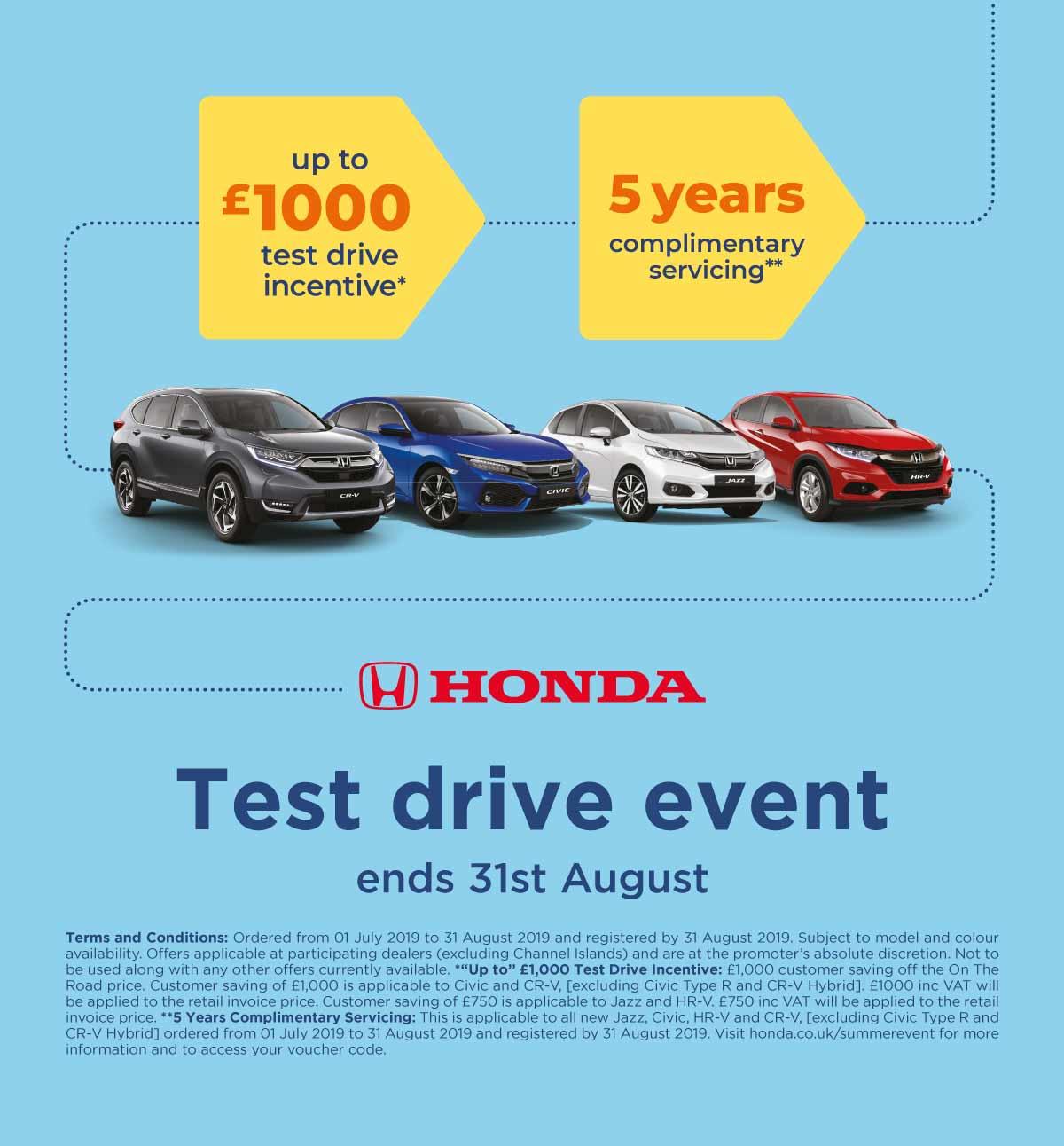 Vertu Specialist Cars Dealership: UK Honda Dealership
