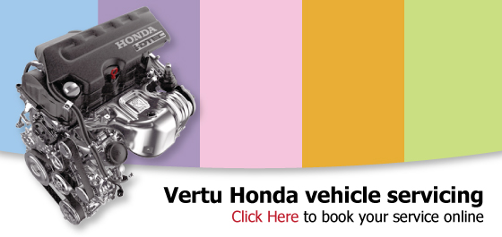Vertu Honda Vehicle Servicing