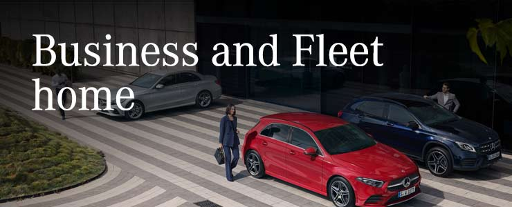 Business and Fleet home
