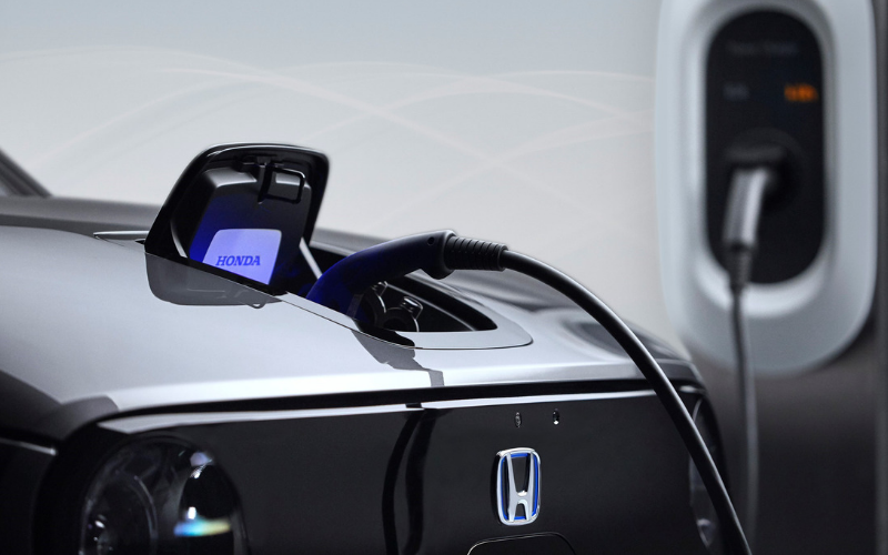 Honda furthers it's 'electric vision' strategy
