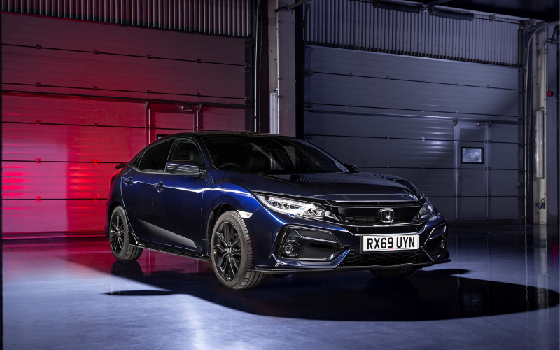 New 2020 Honda Civic Sport Line Revealed