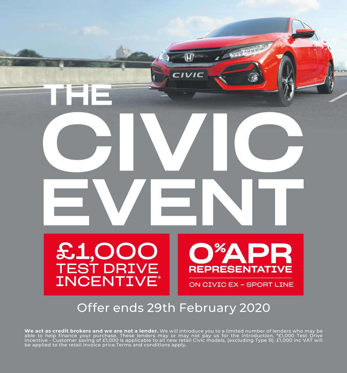 Honda Civic Event 100120
