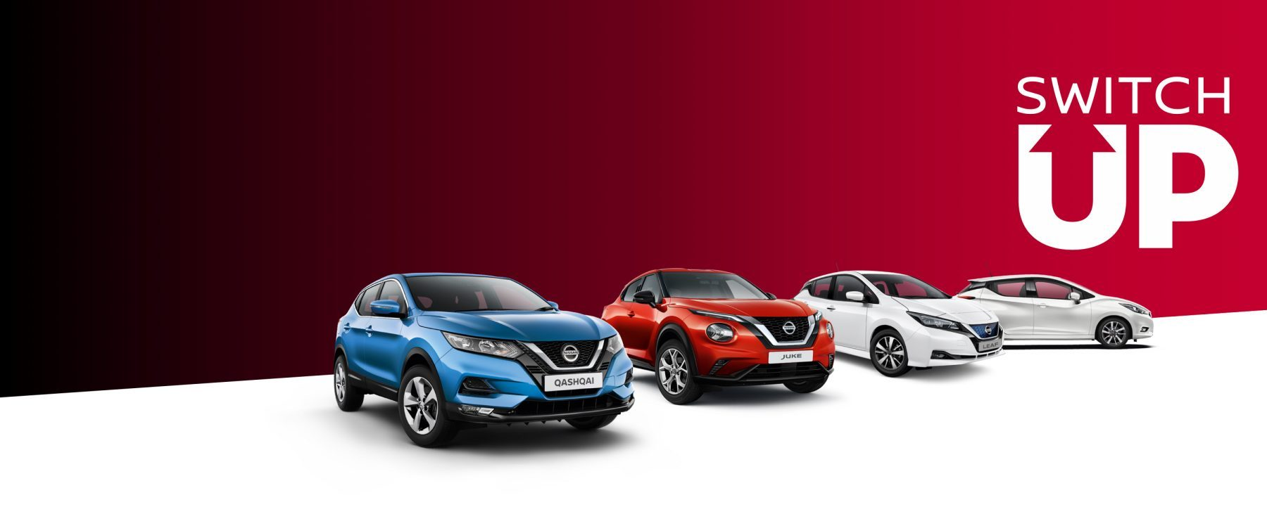 Nissan Switch It Up Banner