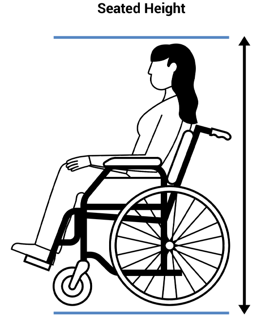 Seated Height