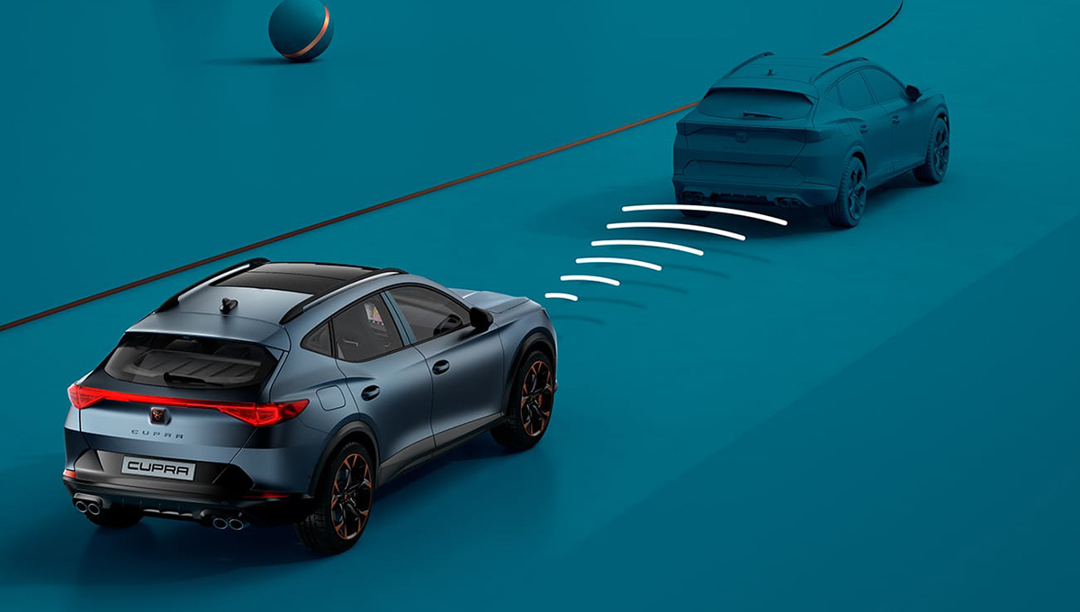The New CUPRA Formentor