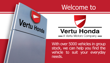 Welcome to Vertu Honda
