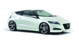 Honda hybrid wins three awards in one week