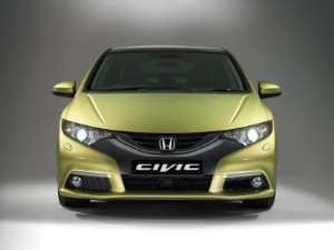 Honda plans green improvements for new Civic