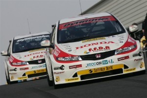 Provisional 2012 calendar issued for BTCC season