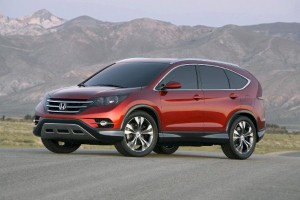 Honda gives first look at new CR-V