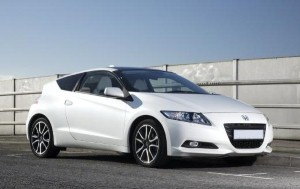 Honda CR-Z gets style and power upgrade