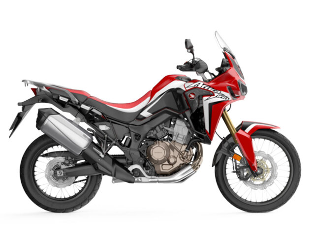 Honda Africa Twin CRF1000L MANUAL