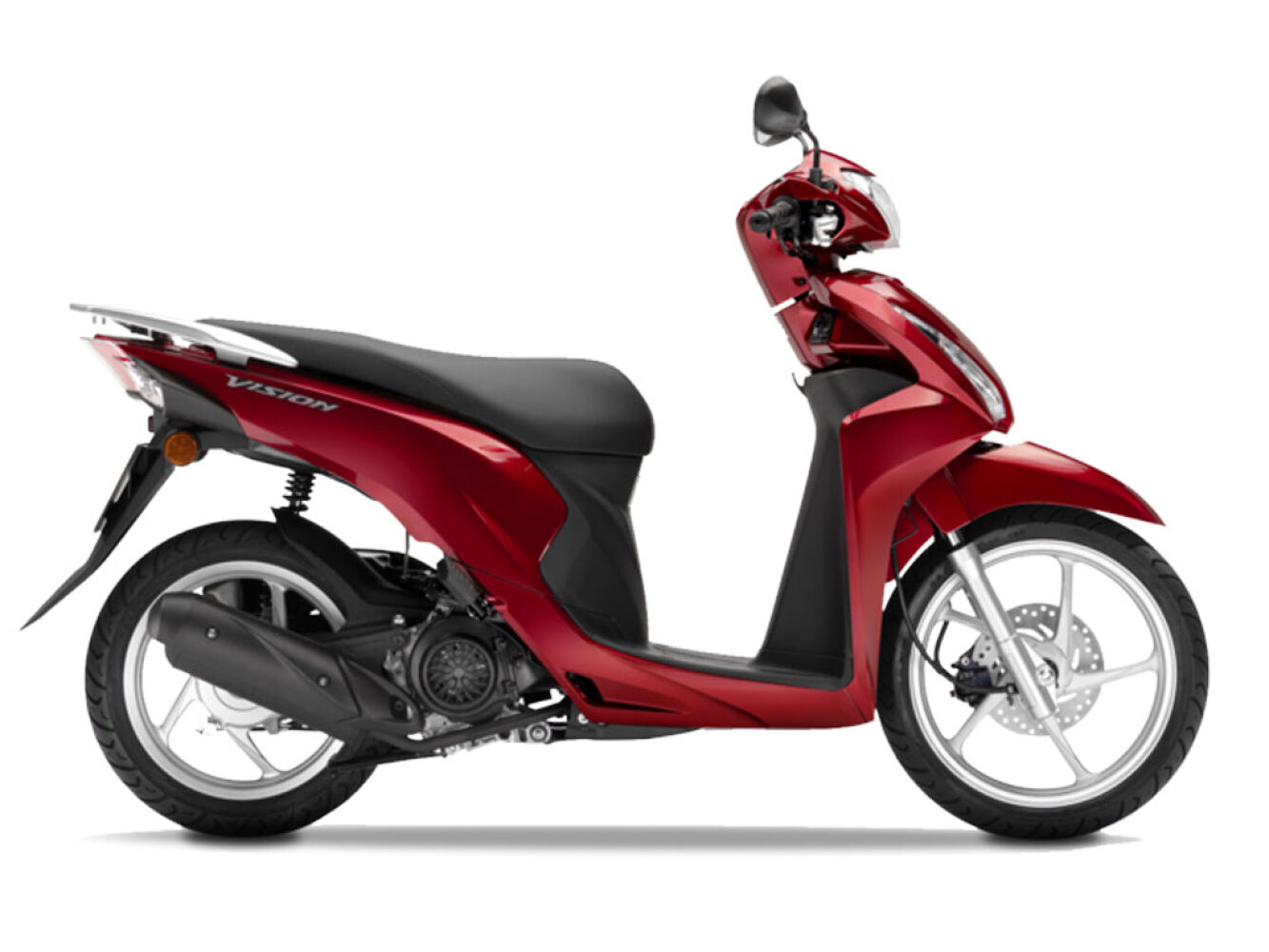 New Honda Vision Nsc110 For Sale Vertu Motor Scooters
